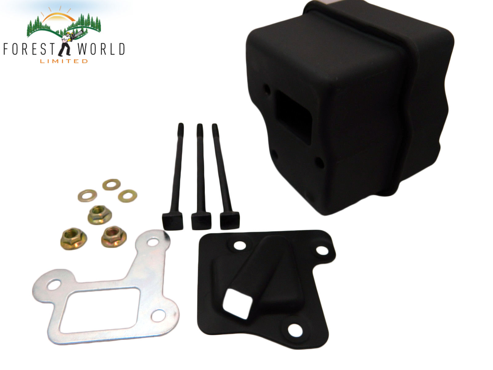 Stihl 029,039,MS290,MS390 chainsaw muffler kit,gasket,cover